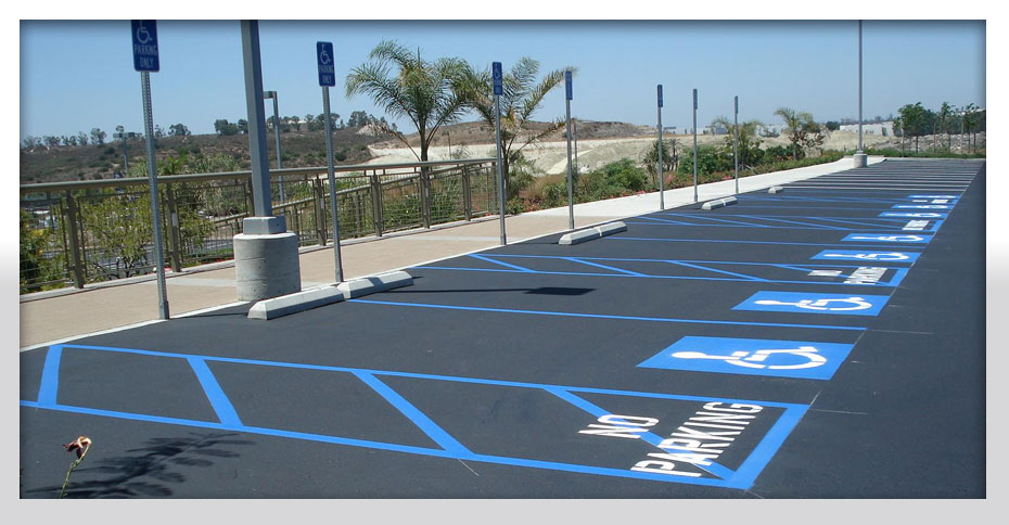 ada markings and signs, ada parking lot signs, ada parking lot markings, Nashville, Brentwood, Franklin, Spring Hill, Murfreesboro, Columbia, Mount Juliet